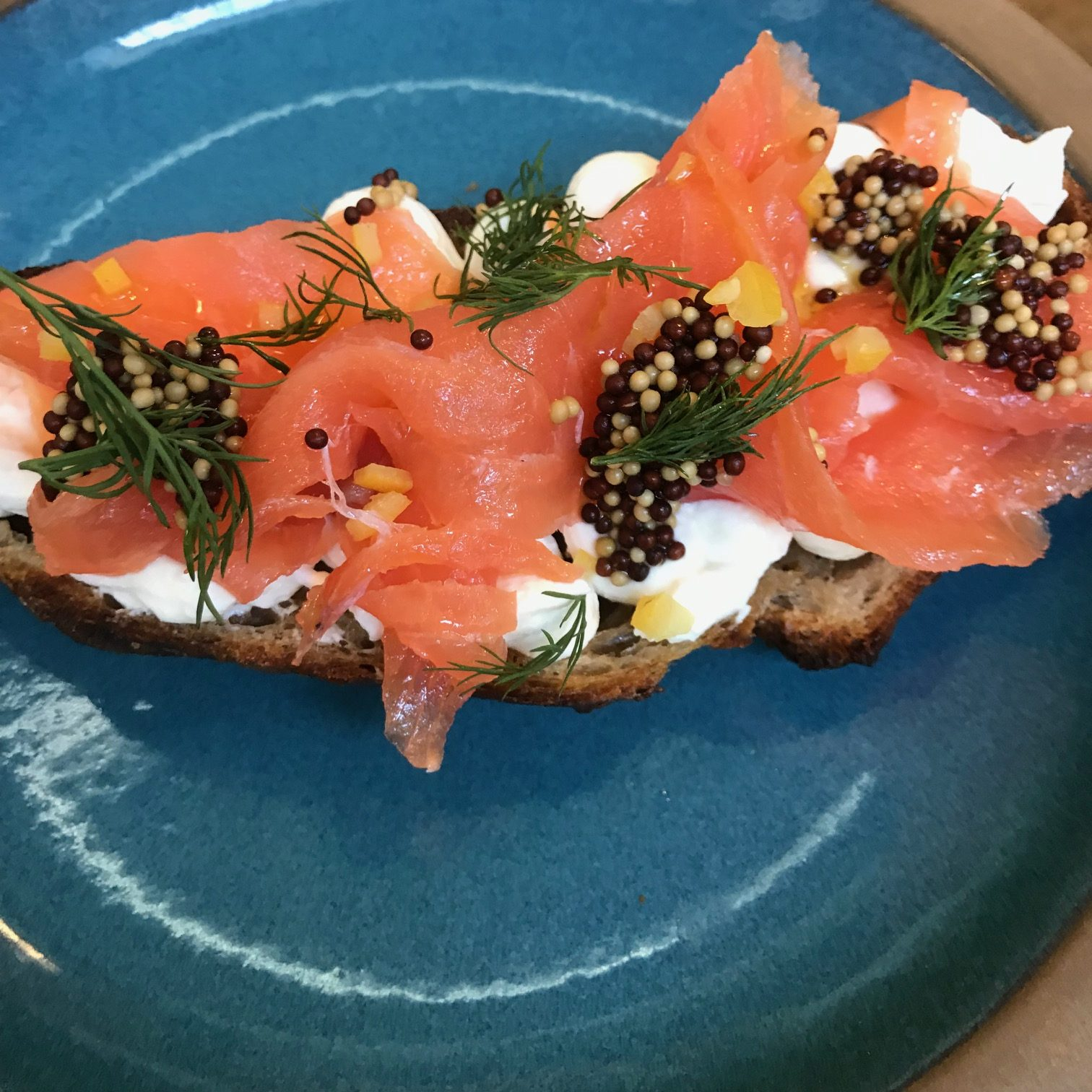 Tantalizing Tartine Manufactory…