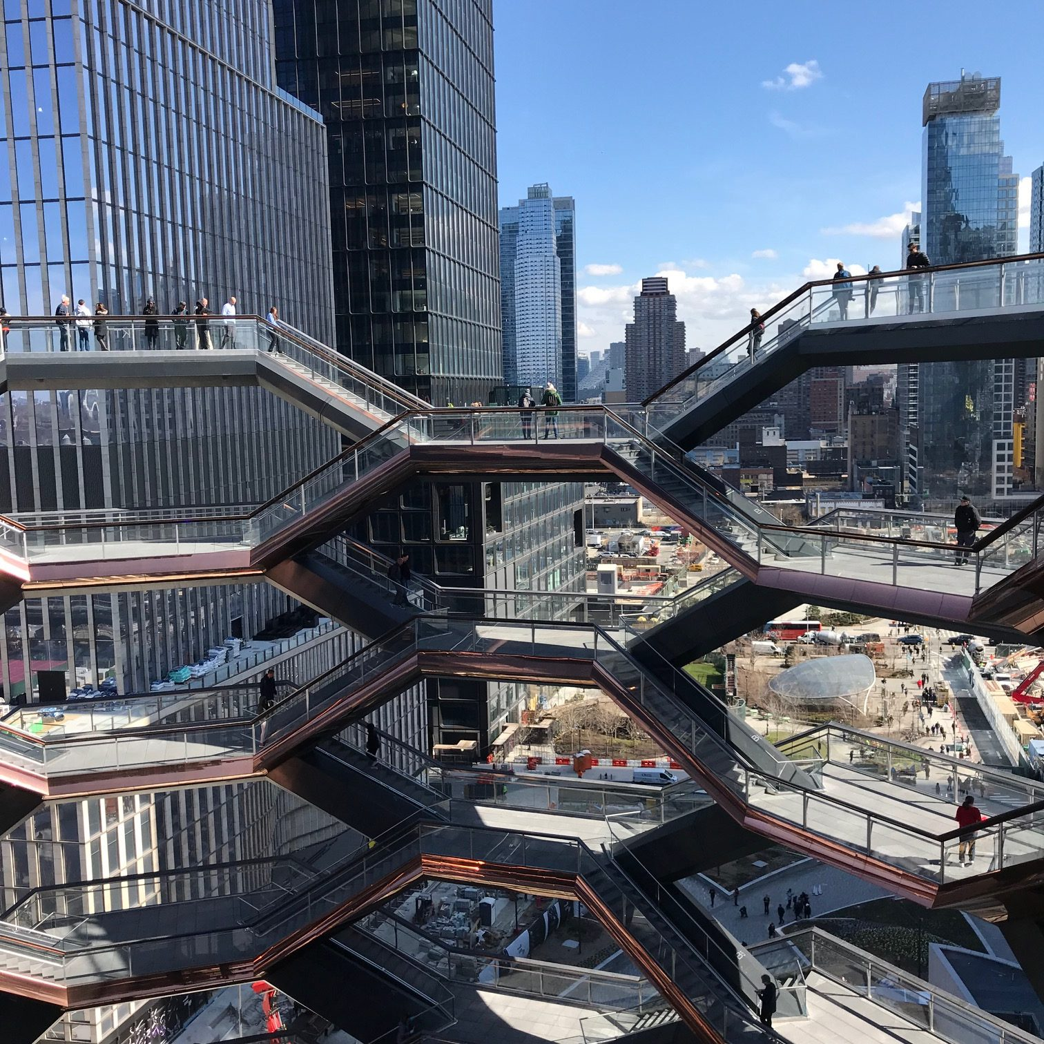 Holy Hudson Yards…