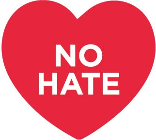 Hate Has No Home Here…