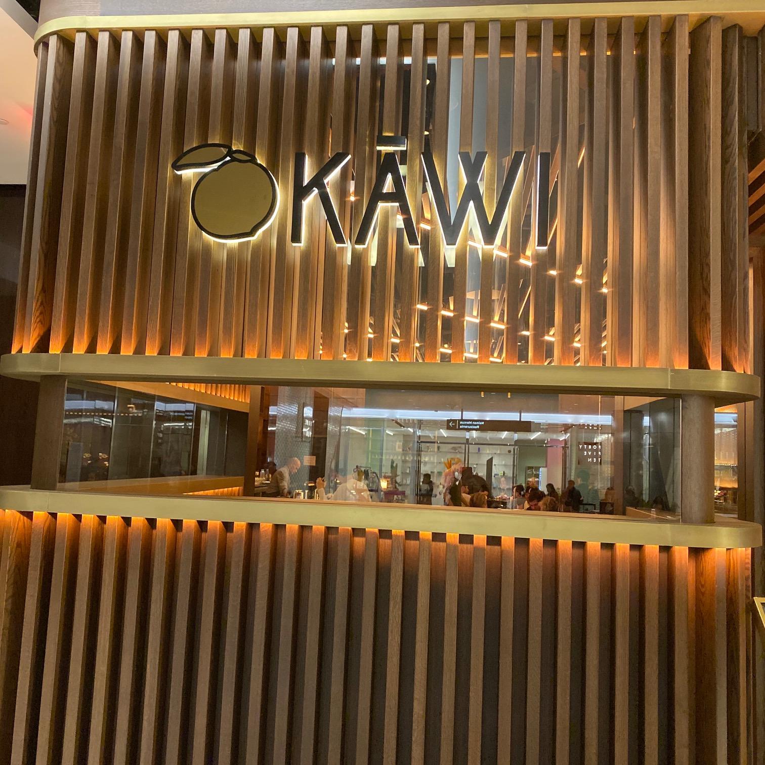 Not Kravin' Kawi…