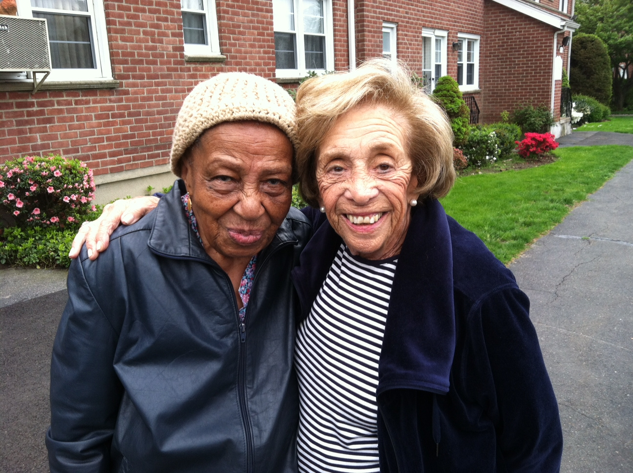Ethel and Mom