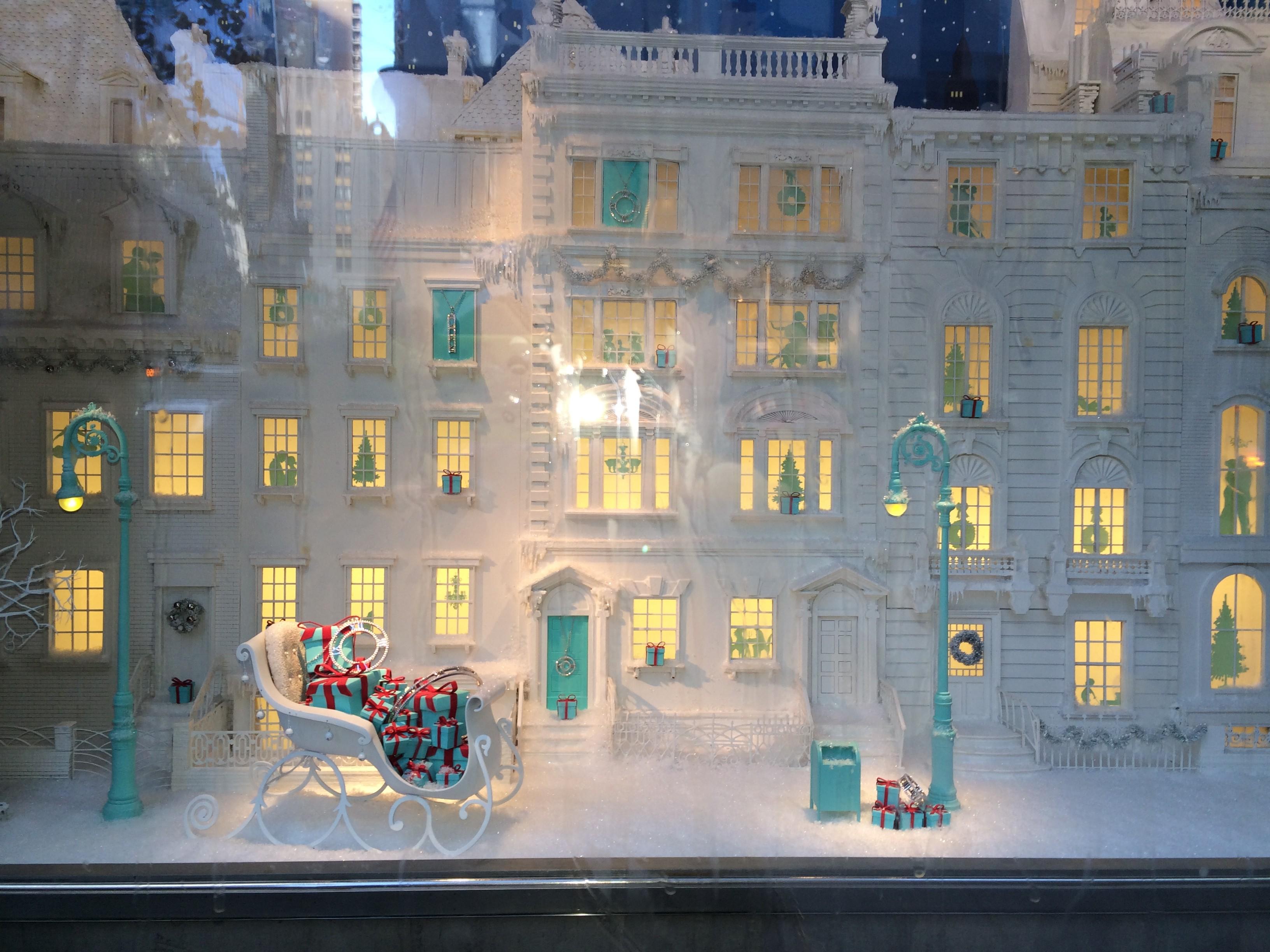 Tiffany's, 5th Avenue