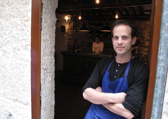 Owner and Chef, Greg Marchand