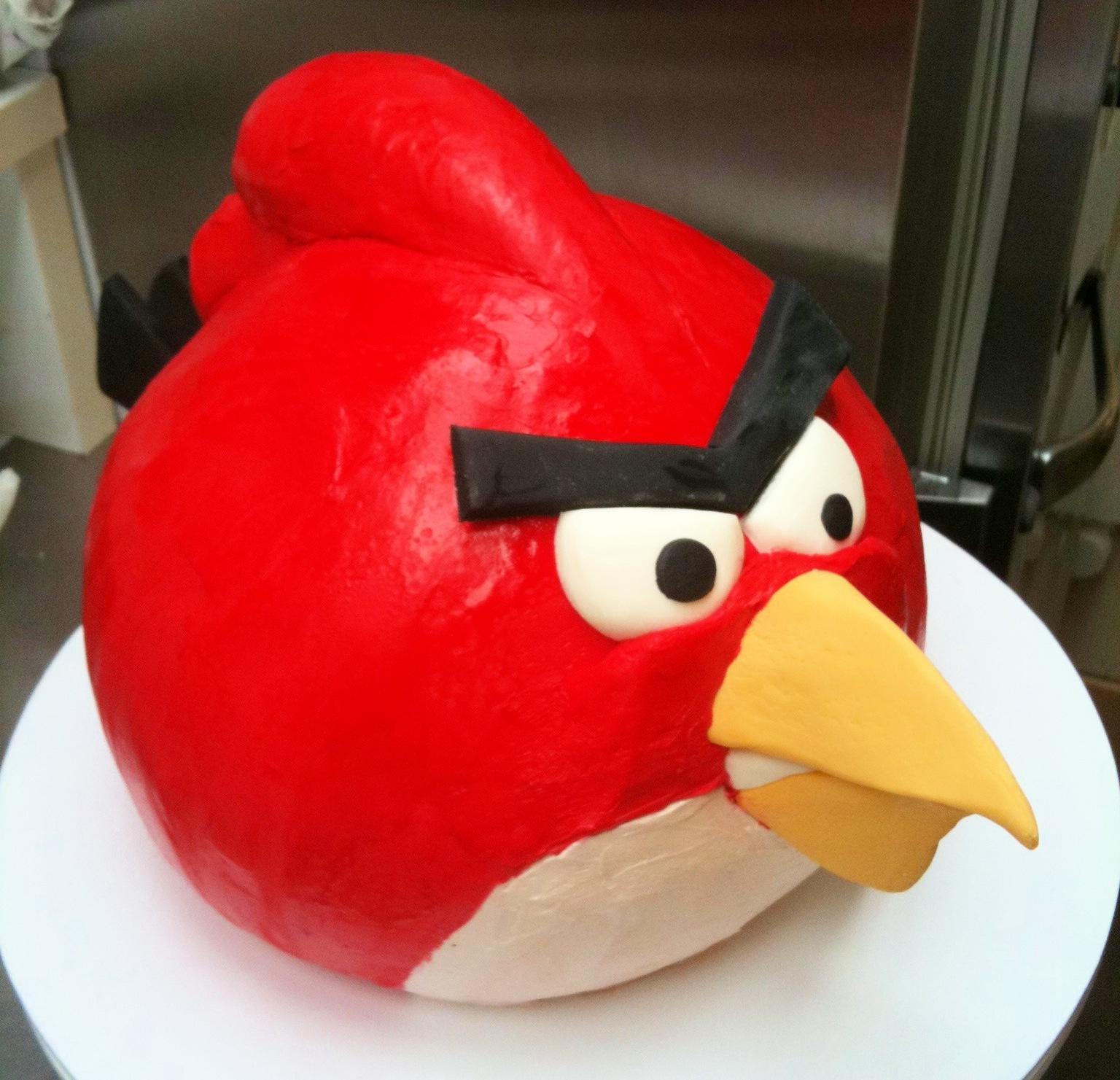 Angry Bird, Take 2…