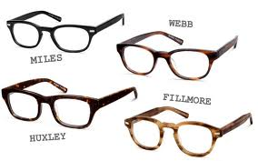 warby frames