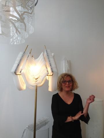 Elizabeth Polish and Her Creations