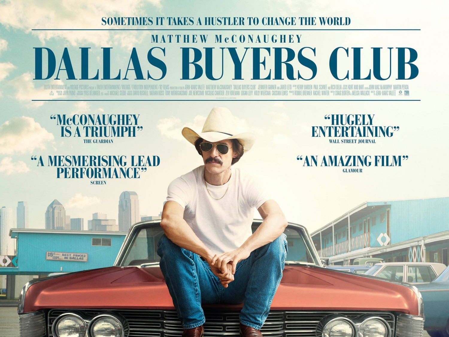 Dallas Buyers Club…
