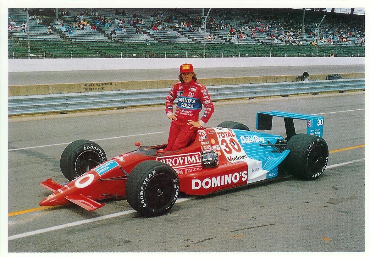 Ari Luyendyk, Indy 500