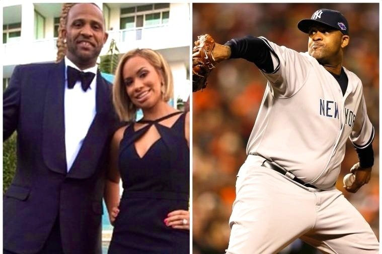 CC Sabathia Before and AFter Photo/Bleacher Report