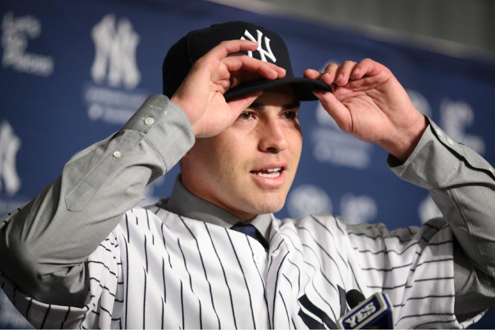 Jacoby Ellsbury, Yankees Outfielder