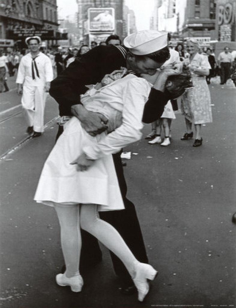 First Kiss…