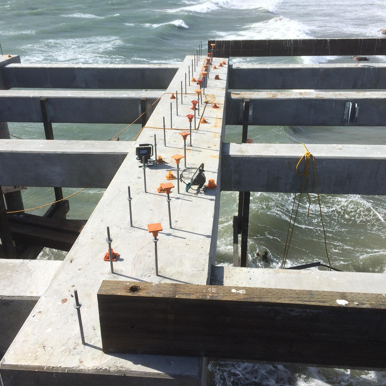 Pier Repairs