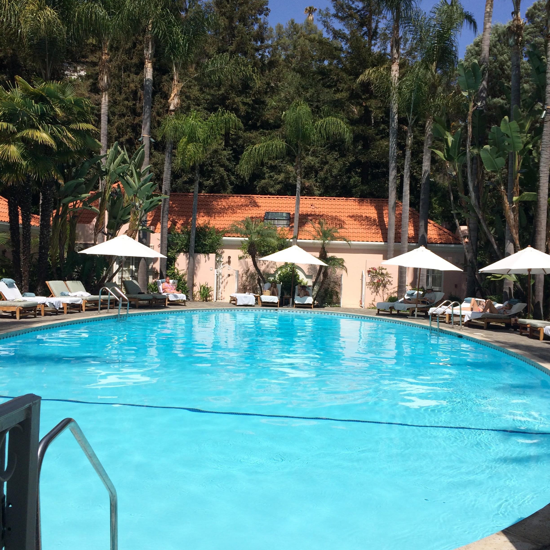 bel air pool