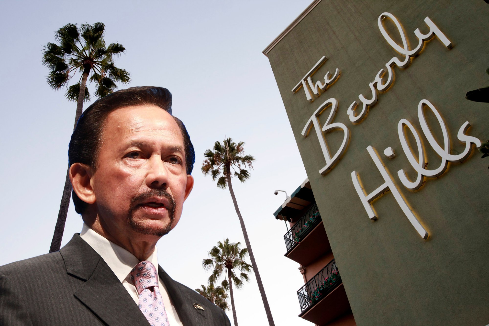Shame On You, Sultan of Brunei…