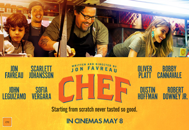 Chef…Recipe For Success…