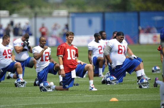 Giants-Open-Training-Camp-July-21st