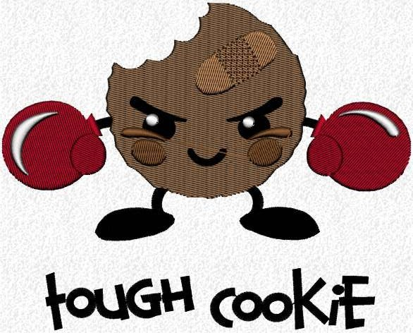 tough cookie