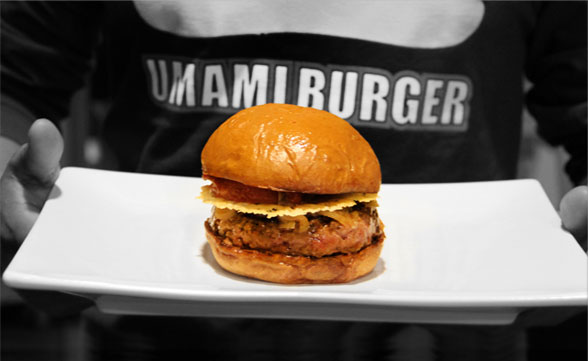 Umami Burger Is SENSational…