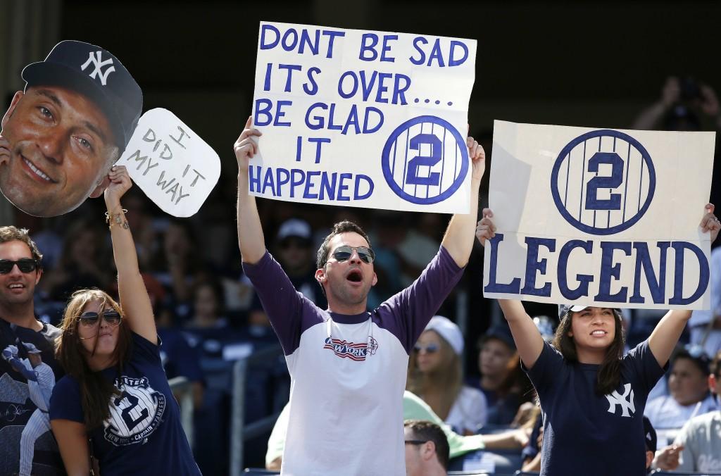 Yankee Season Yanked…