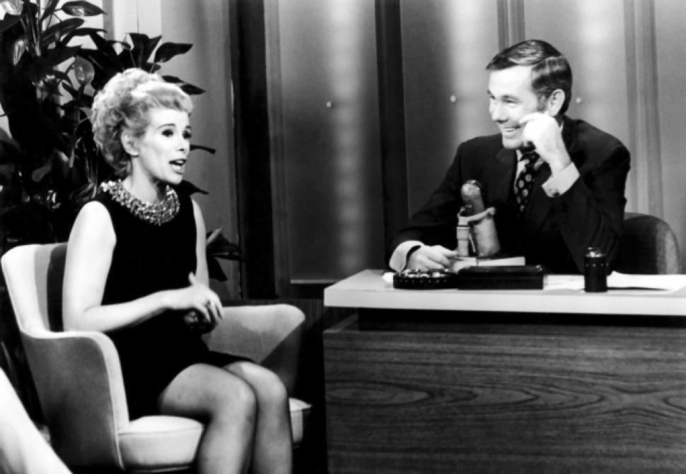 Joan Rivers & Johnny Carson  Photo: nydailynews.com