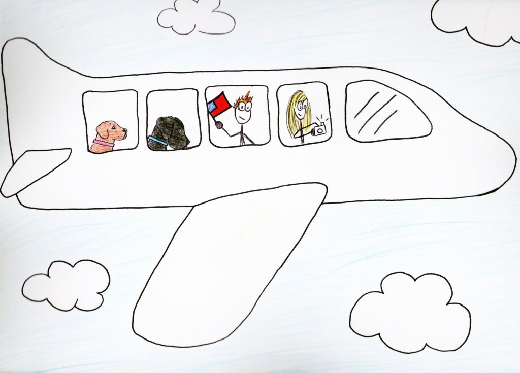 Leaving On A Jet Plane…