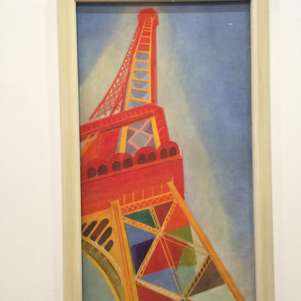 Eiffel by Robert Delauncey