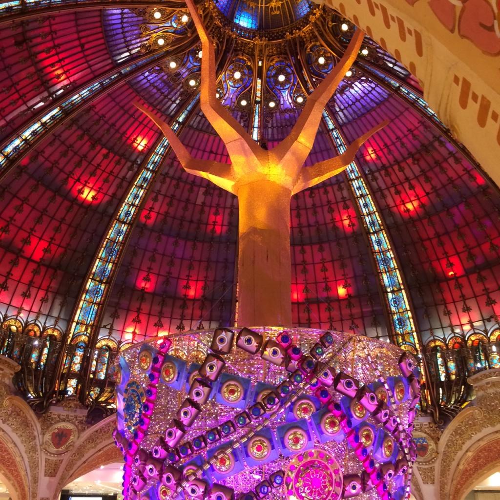Rotunda Galeries Lafayette