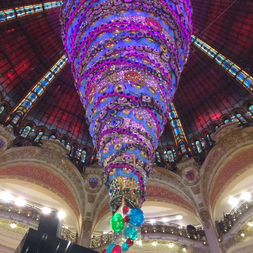 Christmas Paris Style…
