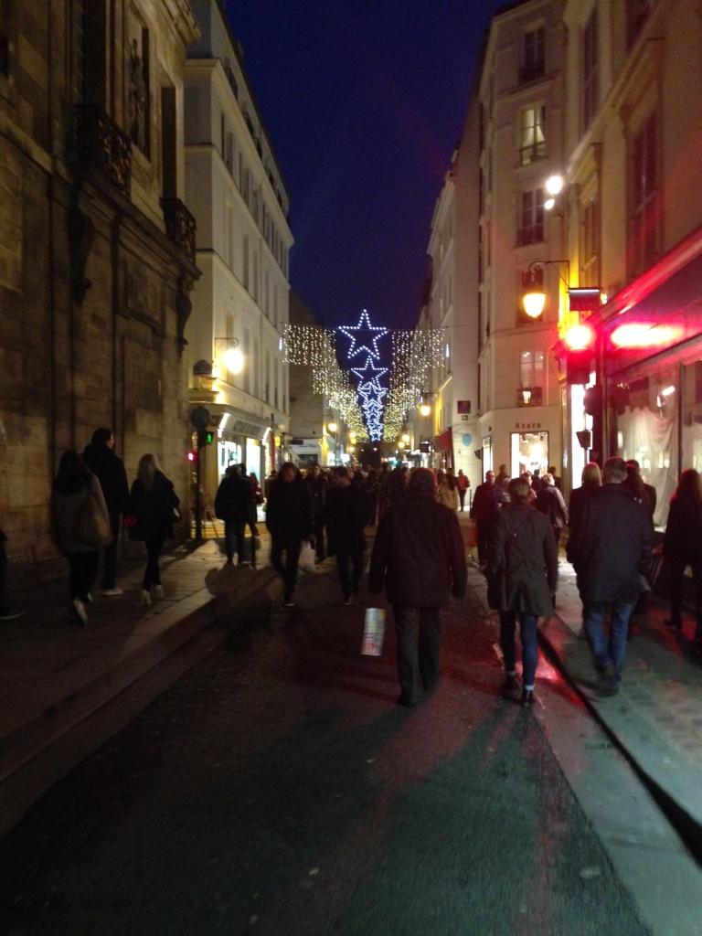 Marais Holiday Lights