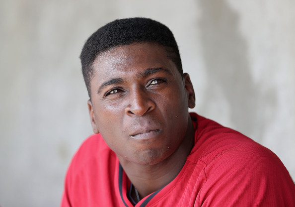 Shortstop Didi Gregorius/photo:zimbio.com