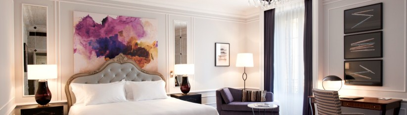 Maria Christina Hotel room