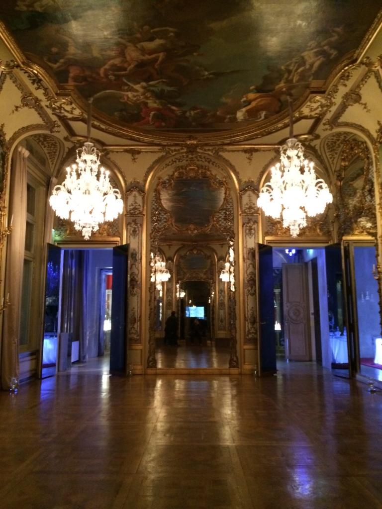 Baccarat Mansion Room