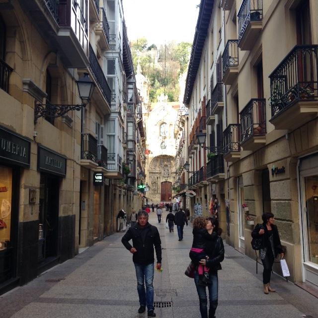 Old Town San Sabastian