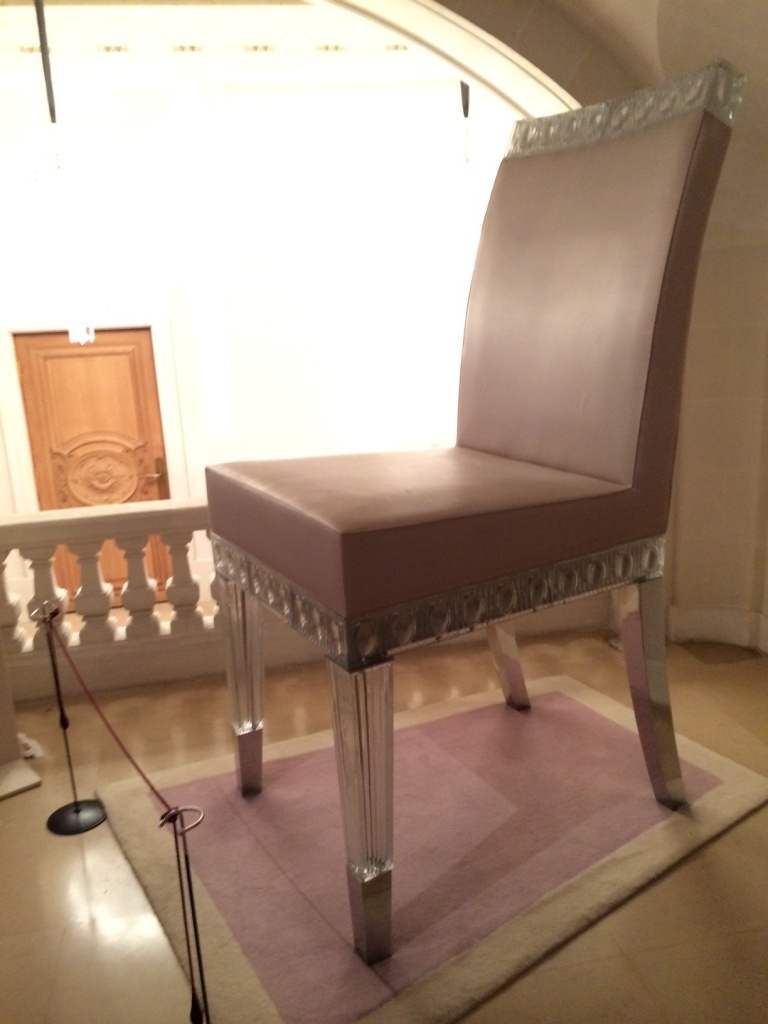 Philippe Starck Baccarat Chair