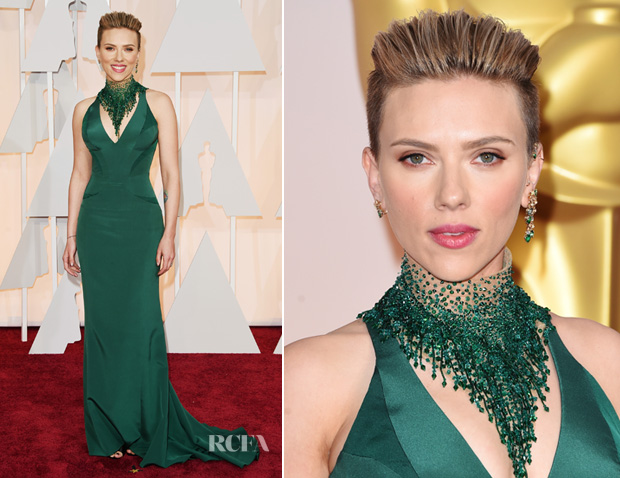 Scarlett Johansson  photo:redcarpetfashionawards.com