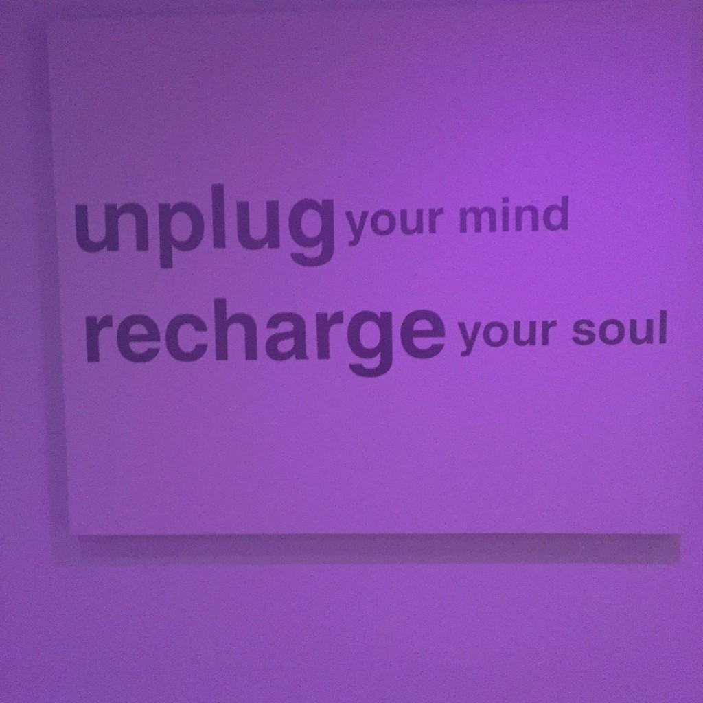 Unplugged…