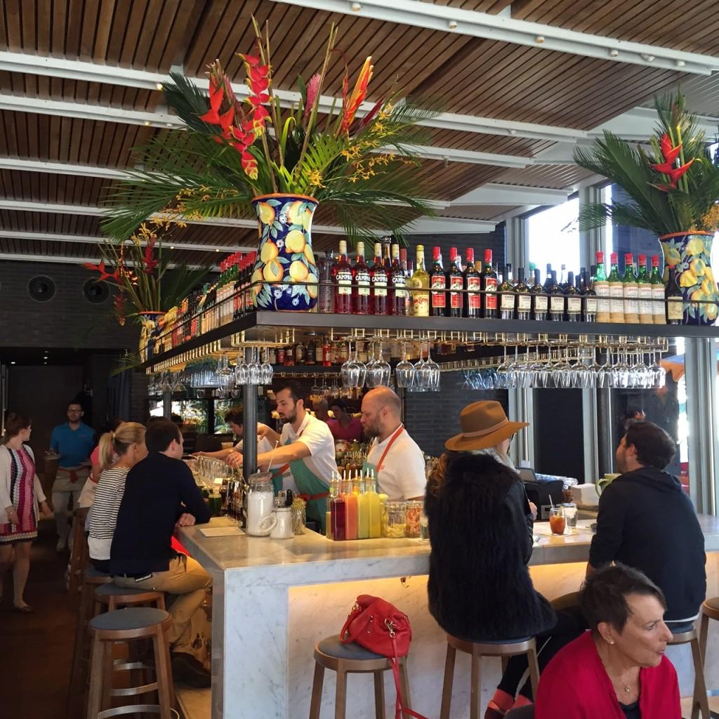 Santina Bar