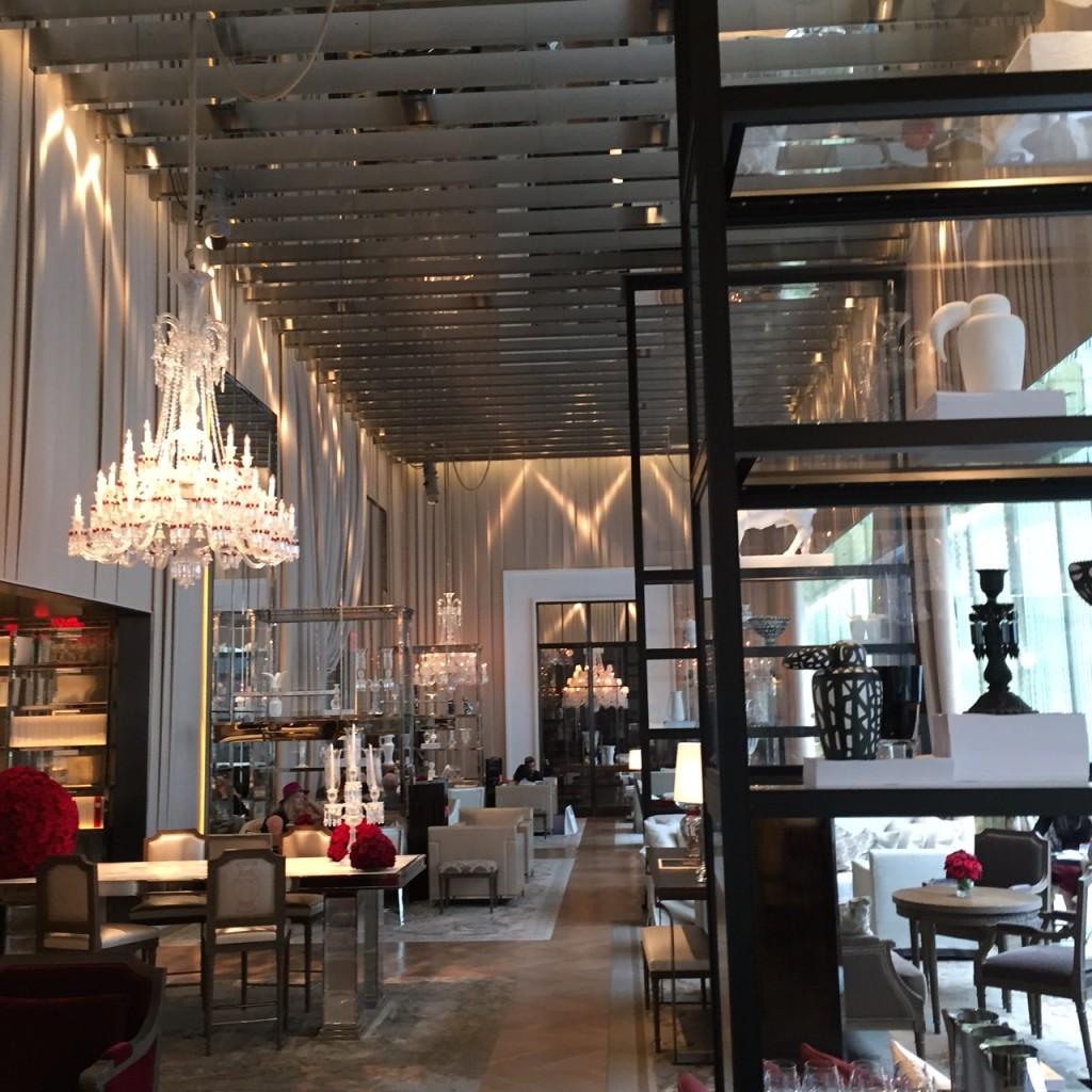 Baccarat Hotel Lounge
