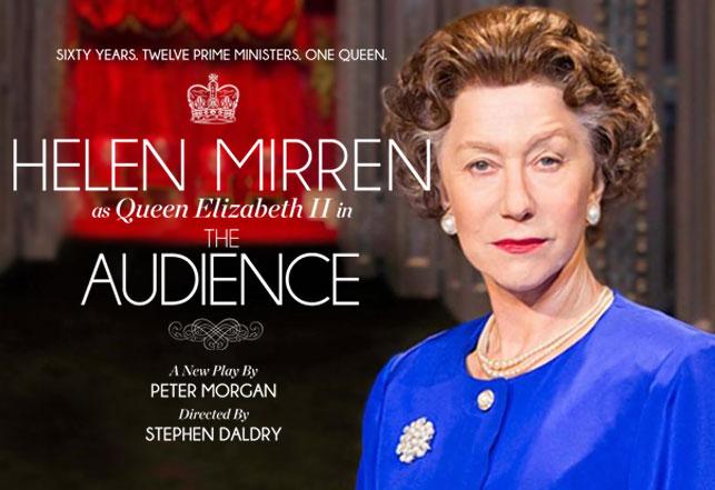 The Audience, Helen Mirren  photo:nytix.com