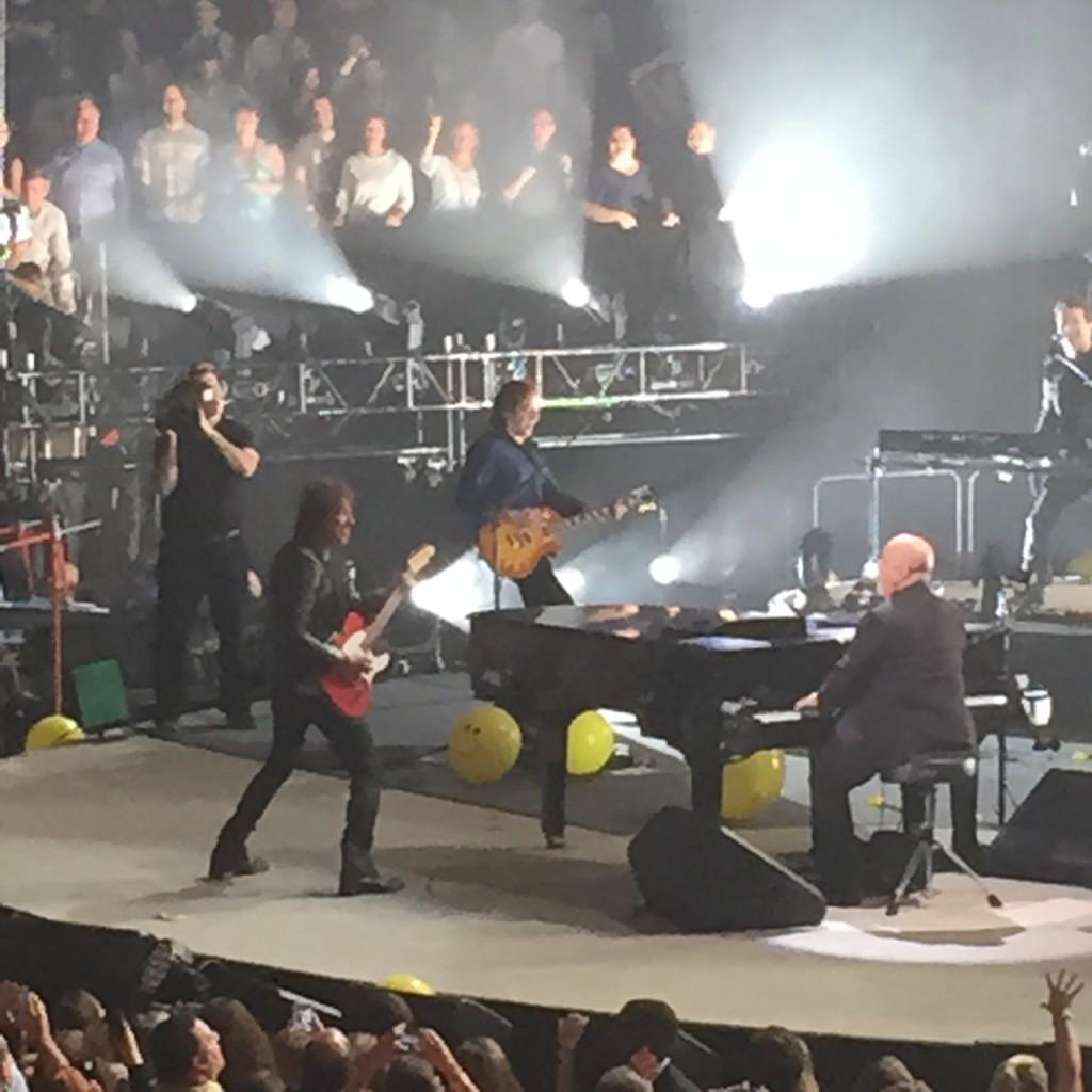 Billy Joel, Richie Sambora