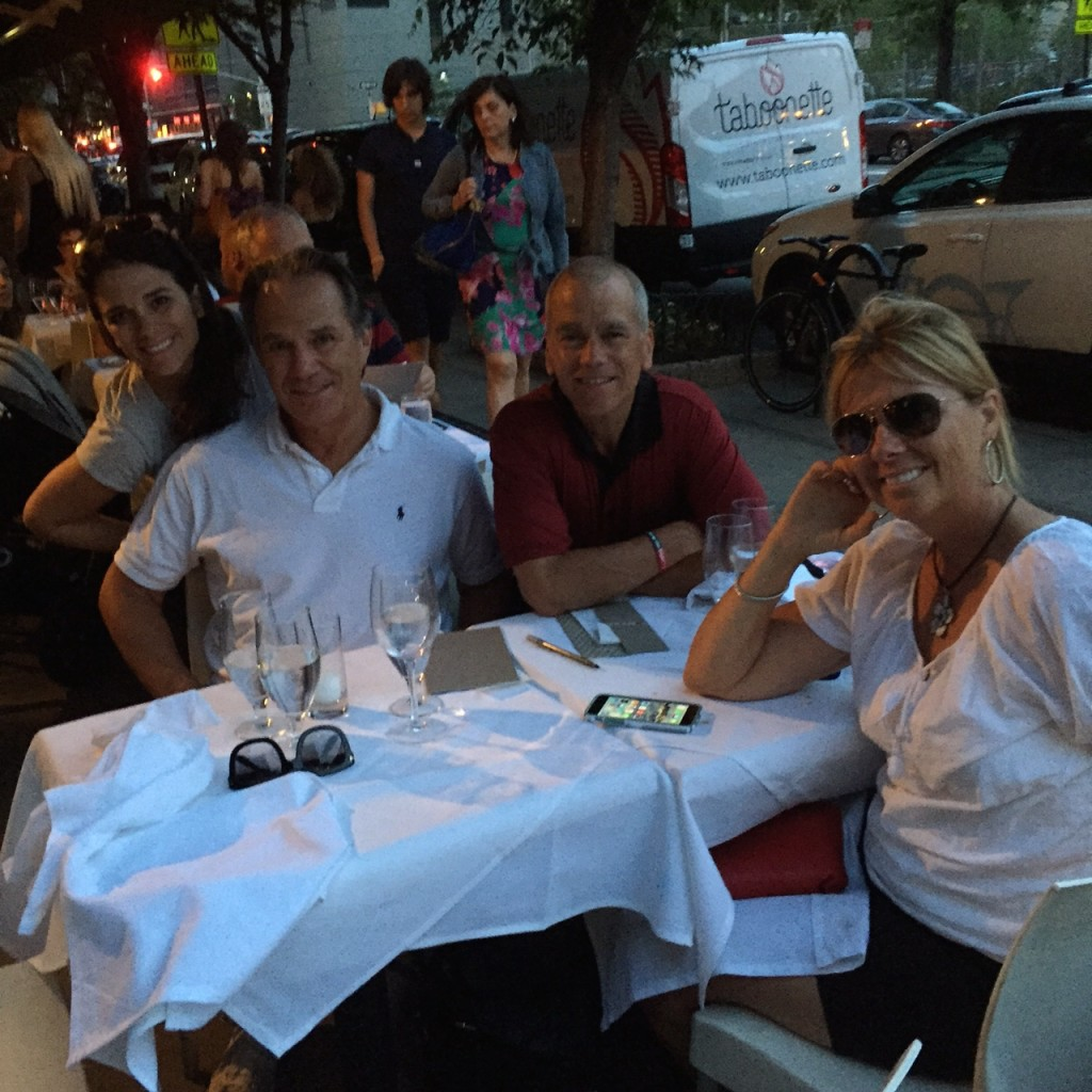 Stephanie, David, Bob, Kathy
