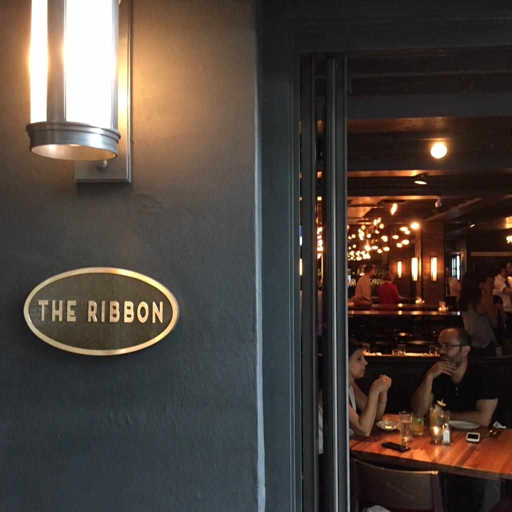 Loose Ends at The Ribbon…