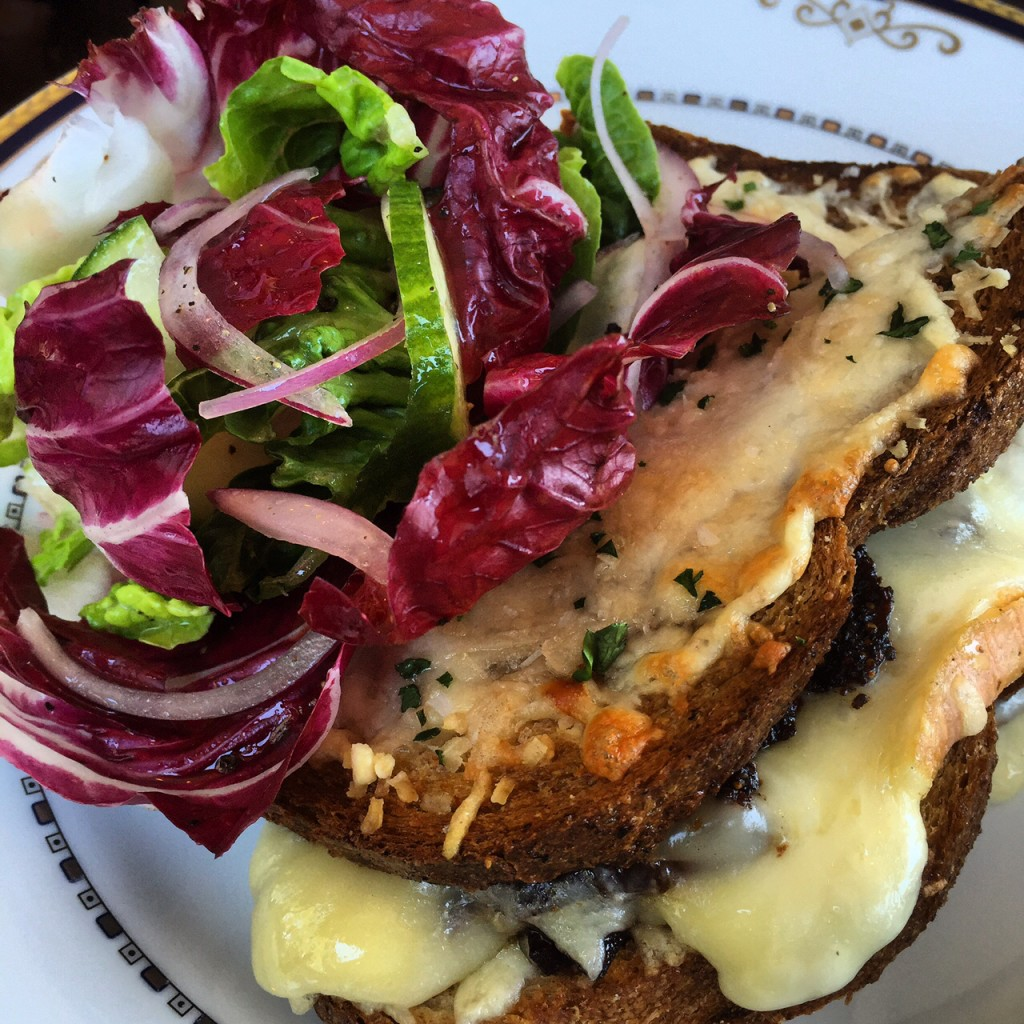 Ox & Son Grilled Cheese