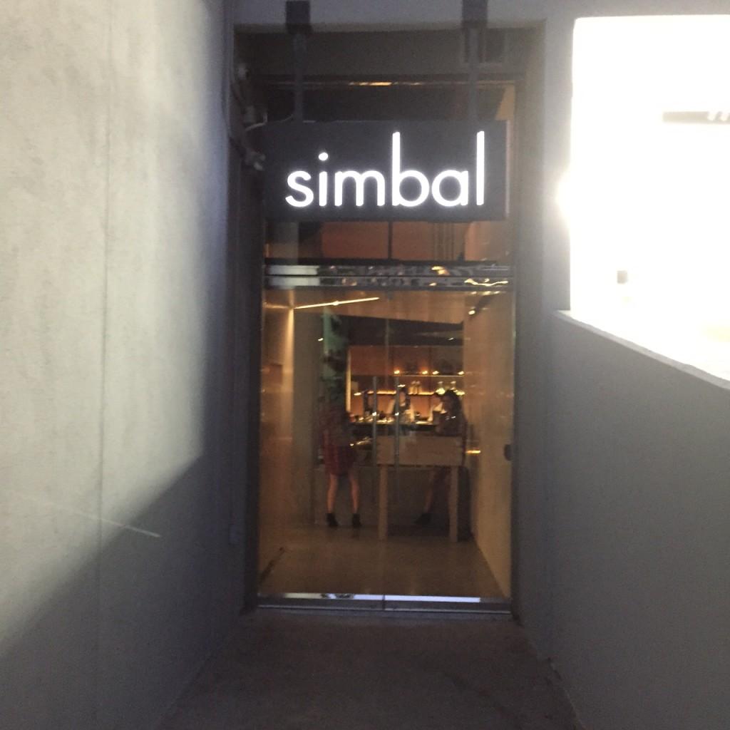 Simply Simbal…