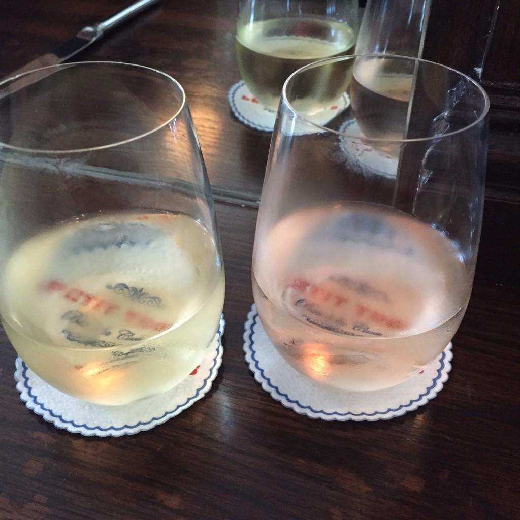 Pouilly Fume, Rose