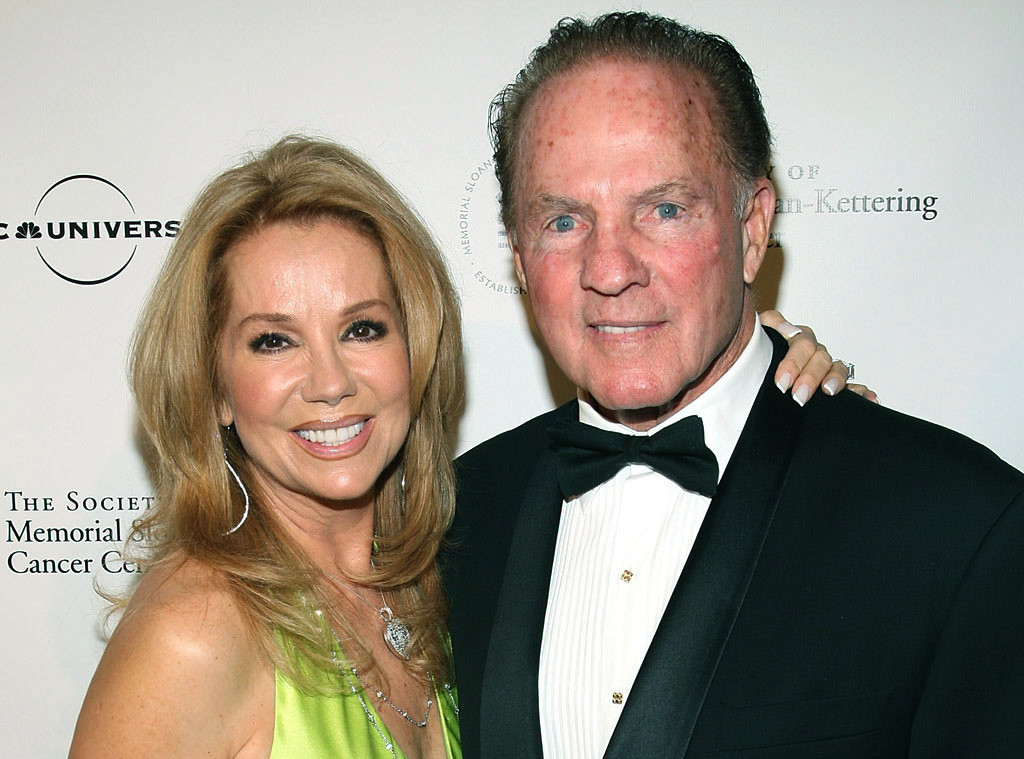 Kathie Lee and Frank Gifford  photo:eonline.com