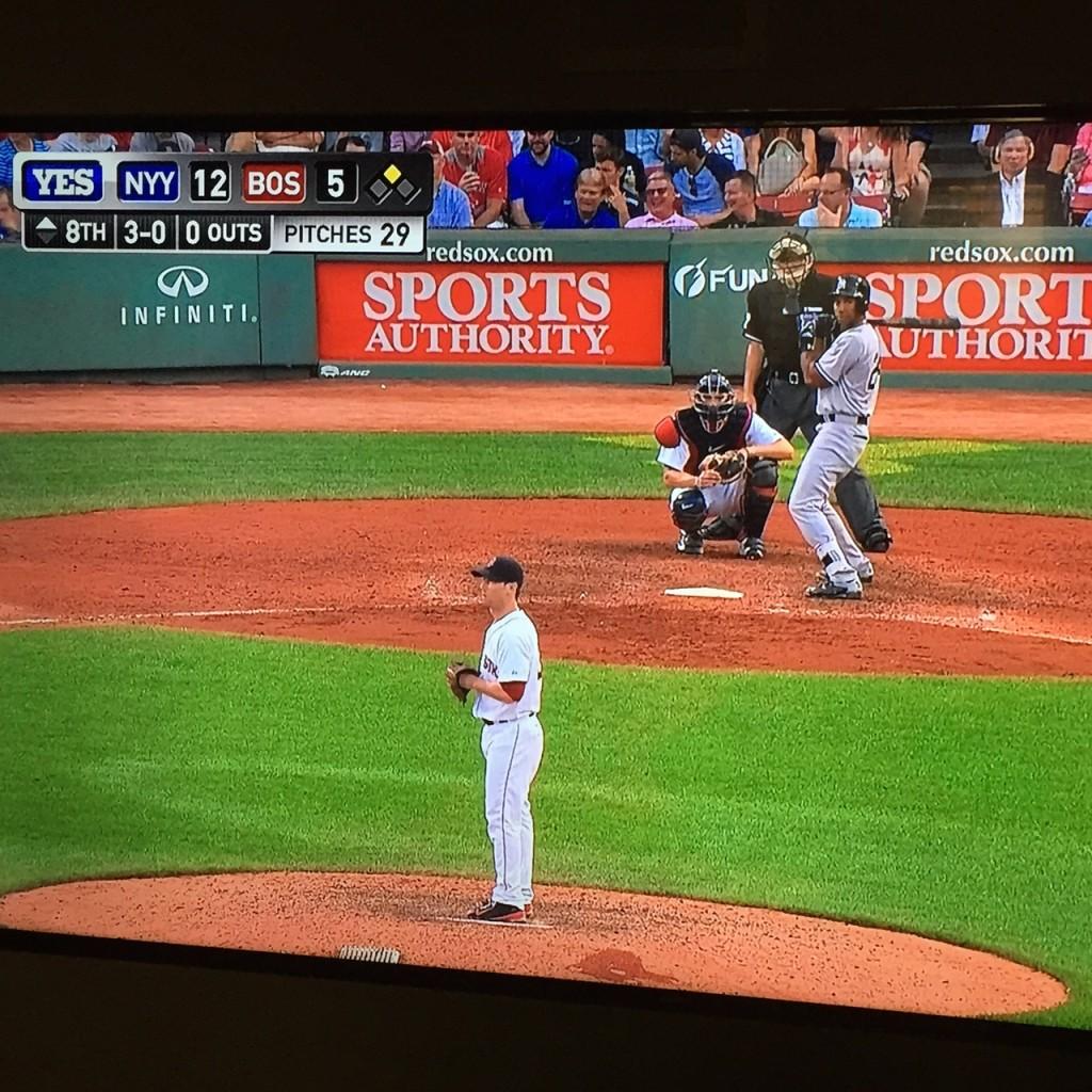 NY Yankees vs. Boston Red Sox