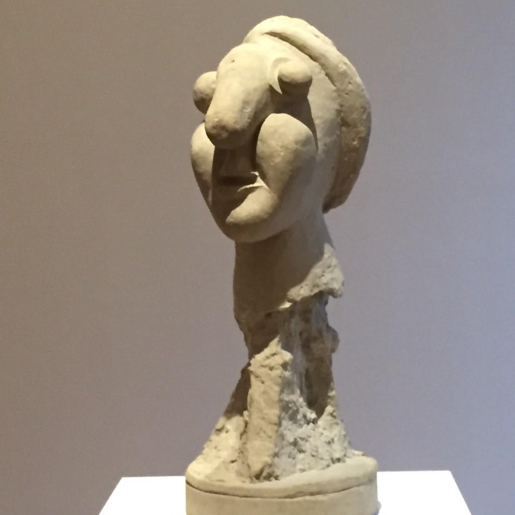 Picasso Sculpture Exhibit at MoMa