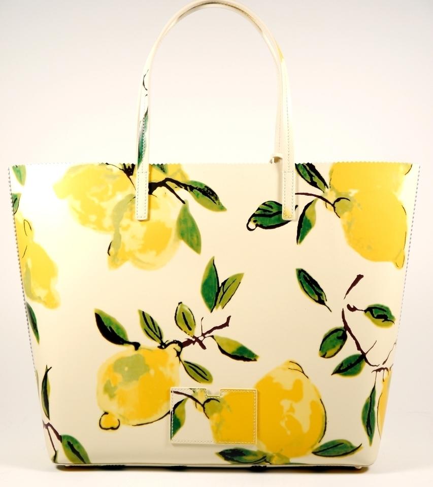 Kate Spade Lemon Tote