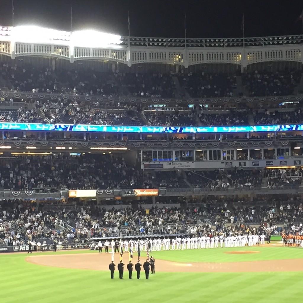 Yankees vs Astros